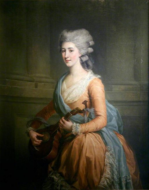 Mrs Hartle | John Francis Rigaud | Oil Painting