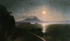 Vesuvius | Ivan Constantinovich Aivazovsky | Oil Painting