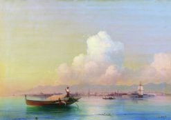 View of Venice | Ivan Constantinovich Aivazovsky | Oil Painting