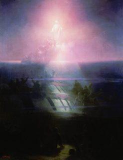 The Shipwreck. Allegory | Ivan Constantinovich Aivazovsky | Oil Painting