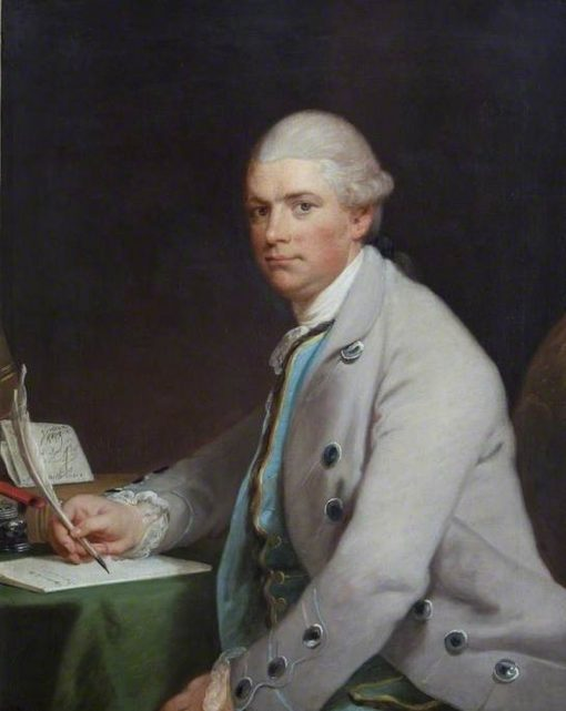 Richard Fydell Junior   Robert Edge Pine   Oil Painting