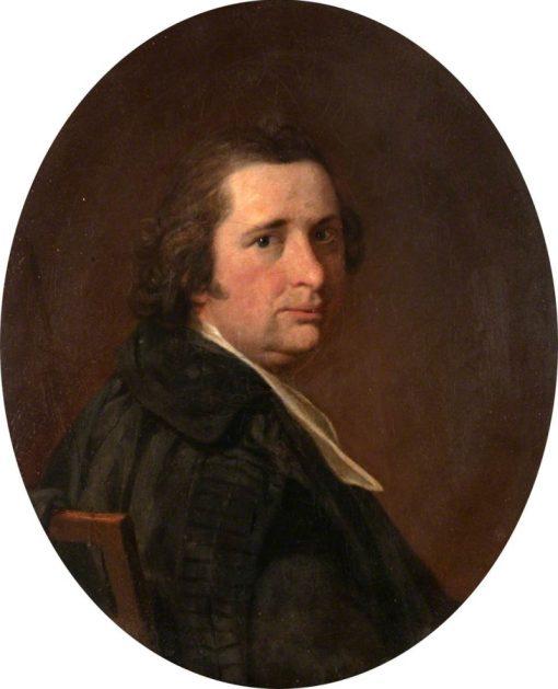 Reverend James Baillie | Robert Edge Pine | Oil Painting
