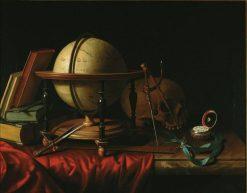 Vanitas   Pieter Gerritz. van Roestraten   Oil Painting