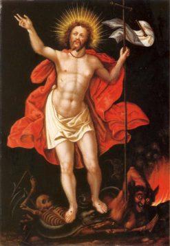Resurrection | Hans Rottenhammer | Oil Painting
