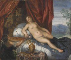 Danaë and the Shower of Gold | Hans Rottenhammer | Oil Painting