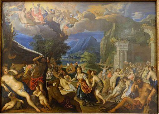 The Fall of Phaeton   Hans Rottenhammer   Oil Painting