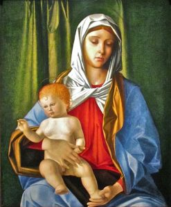 Virgin and Child | Niccolo Rondinelli | Oil Painting