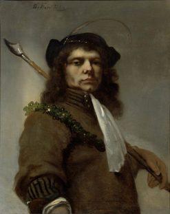 Self Portrait | Barent Fabritius | Oil Painting