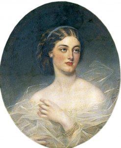 Mrs Eleanor Webster | Richard Buckner | Oil Painting