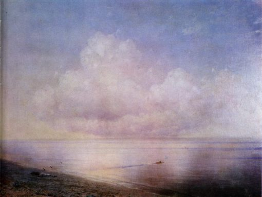 Clouds   Ivan Constantinovich Aivazovsky   Oil Painting