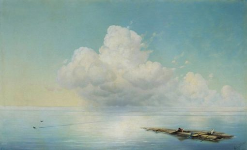 Cloud | Ivan Constantinovich Aivazovsky | Oil Painting