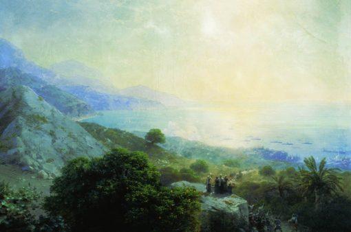 Crete   Ivan Constantinovich Aivazovsky   Oil Painting