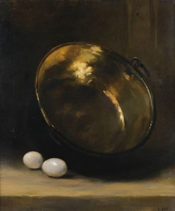 Still Life with Eggs | Antoine Vollon | Oil Painting
