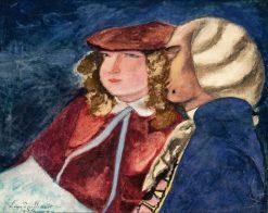 Les poupees | Leon Spilliaert | Oil Painting