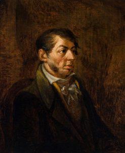 Self Portrait | Jan Rustem | Oil Painting