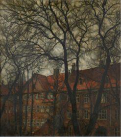 View of Norregade