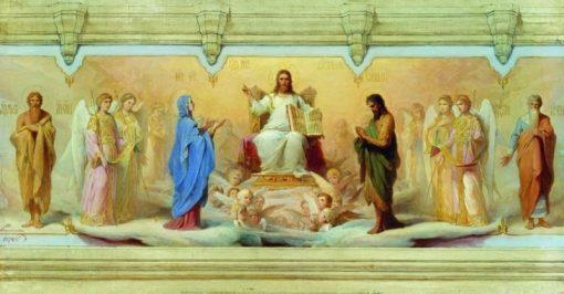 Seven Sacraments | Nikolai Koshelev | Oil Painting