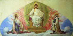Christ in Glory | Nikolai Koshelev | Oil Painting