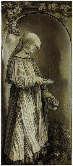 Heller Altarpiece | Matthias Grunewald | Oil Painting
