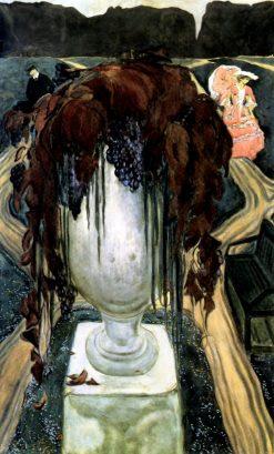 A Vase | Leon Bakst | Oil Painting