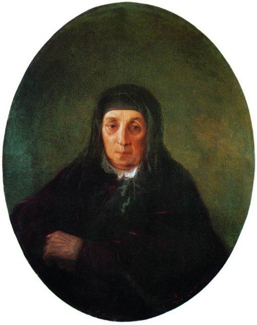Portrait of Ashkhen