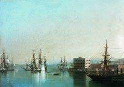 Sevastopol | Ivan Constantinovich Aivazovsky | Oil Painting