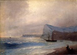 Sudak | Ivan Constantinovich Aivazovsky | Oil Painting