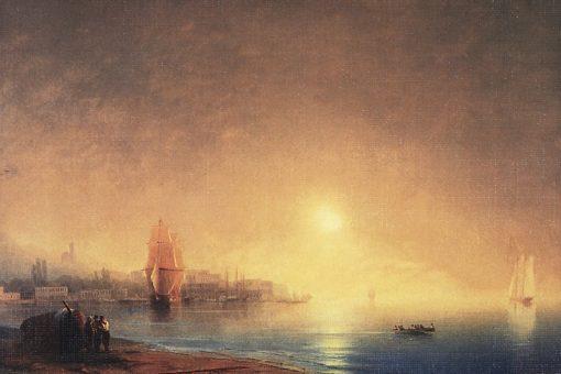 Morning | Ivan Constantinovich Aivazovsky | Oil Painting