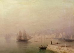 Morning | Ivan Constantinovich Aivazovsky | Oil Painting