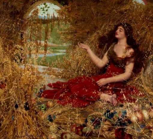 Autumn | William Stott-of-Oldham | Oil Painting