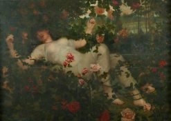 Awakening of the Spirit of the Rose | William Stott-of-Oldham | Oil Painting