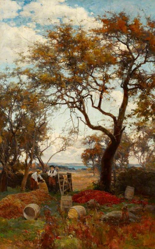 American Apples | Alfred William Parsons