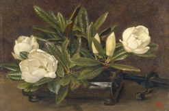 Magnolias | Alfred William Parsons