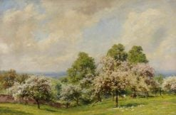 Spring Sunshine | Alfred William Parsons