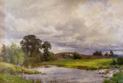 Thorverton Bridge | Alfred William Parsons