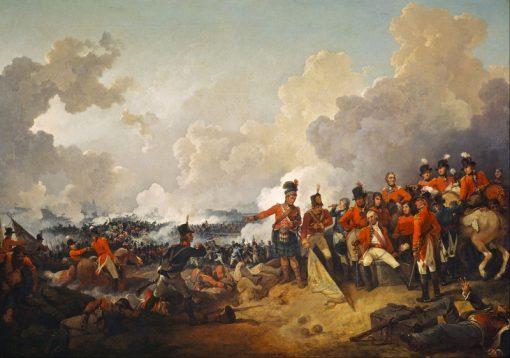 The Battle of Alexandria