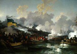 The Landing of British Troops at Aboukir