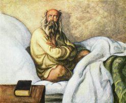 Gustaf Fröding | Richard Bergh | Oil Painting