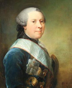 Christian Conrad Danneskiold-Laurvig | Carl Gustaf Pilo | Oil Painting