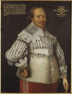 Gustaf Christerson Horn af Aminne | Jacob Heinrich Elbfas | Oil Painting