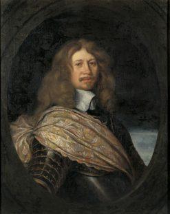 Carl Gustaf Wrangel | Matthaus Merian the Younger | Oil Painting