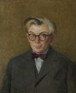 Sir Herbert Butterfield | Ruskin Spear | Oil Painting