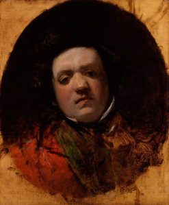 William Makepeace Thackeray | Frank Stone | Oil Painting
