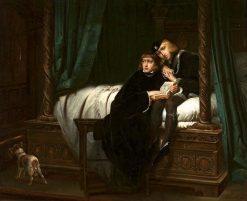 Children of King Edward | Jozef Simmler | Oil Painting
