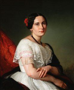 Portrait of Katarzyna Jahn