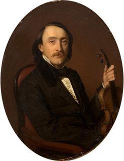 Nikodem Biernacki | Jozef Simmler | Oil Painting