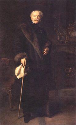 Colonel Konstant Fiszer | Jozef Simmler | Oil Painting