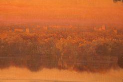 Sunset | Enrique Serra y Auque | Oil Painting