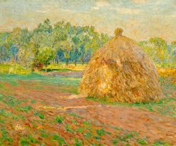 Haystacks | Emil Claus | Oil Painting
