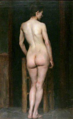 Female Nude | Richard Jack